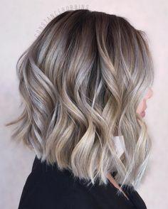 Ni hablar de lo genial que se ve con un corte en línea A.   14 Pruebas de que el Long Bob en capas es el corte de pelo que necesitas