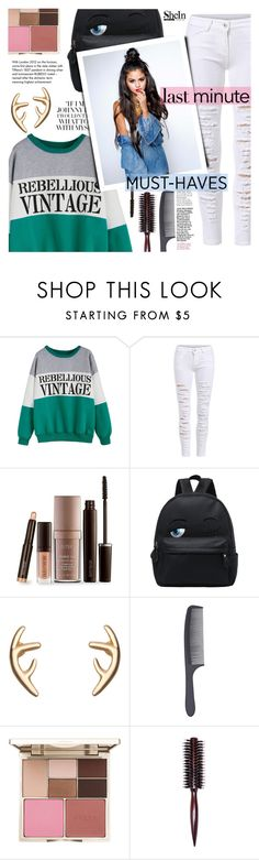 """""""Shein #1"""" by tasnime-ben ❤ liked on Polyvore featuring Laura Mercier, Tiffany & Co., Stila, Sheinside and shein"""
