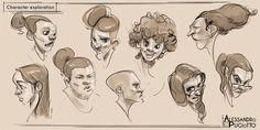 PORTFOLIO 2016 Character designer on Behance