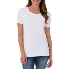 286df04cbea52 Women s Short Sleeve Crewneck T-Shirt