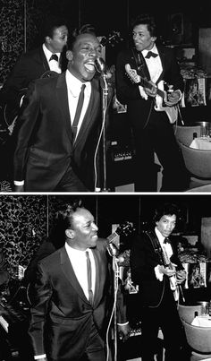 Wilson Pickett backed by Jimi Hendrix
