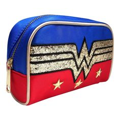 Licence Officielle DC Comics Femmes Wonder Woman Logo Rond Porte-monnaie