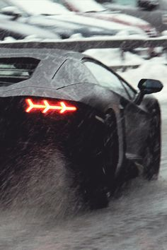 Lamborghini Aventador.  Car of the Day: 29 January 2014.