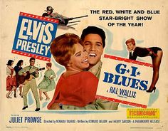elvis+movies | 50th Anniversary Movie Pictorials: G.I. Blues – 1960 | ElvisBlog