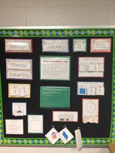 The Perfect Calendar Set - The Lesson Plan Diva - TeachersPayTeachers.com