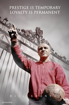 ♠ The History of Liverpool FC in pictures - The Great Bill Shankly #LFC #History #Legends - #Liverpool FC #Quiz - #The Reds