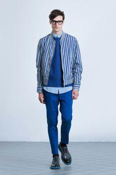Viktor & Rolf jacket.  #S2014 #menswear #Parisfashionweek #PFW