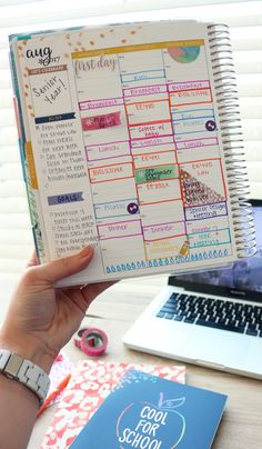 I wouldn't have survived college without my planner. That's why it's so important to know what to include in your college planner - here are 15 things!