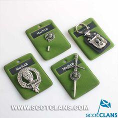 MacNab Clan Crest Pe