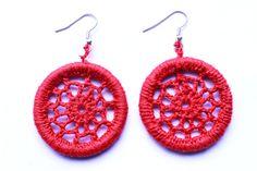 mataza mataza on Etsy Etsy Seller, Crochet Earrings, Unique, Creative, Jewelry, Earrings, Hand Made, Crocheting, Jewlery