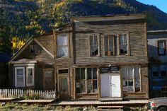 St. Elmo Ghost Town - Take a weekend trip to Buena Vista, Colorado - Take a weekend trip to Buena Vista, Colorado