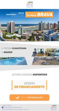 Mailing comercial en portugués.