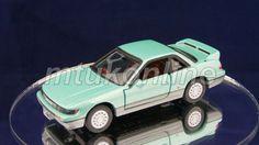 TOMICA TL 92   NISSAN SILVIA S13 1988   1/59   GREEN   ST 2008 BOX   LAST ONE