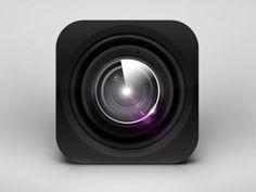 Camera icon: