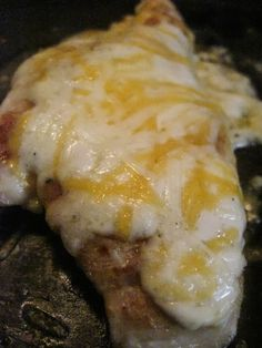Cheddar Ranch chicken.