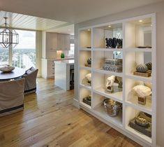 10 Truthful Clever Tips: Room Divider Desk Interior Design room divider wall craftsman style. Small Room Divider, Room Divider Walls, Living Room Divider, Diy Room Divider, Divider Ideas, Room Divider Shelves, Divider Cabinet, Fabric Room Dividers, Folding Room Dividers