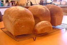 Honey Wheat - Bread machine recipes
