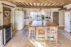 Cottage kitchen. I found this on Rightmove