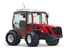 Antonio Carraro   Tractors   TTR Ergit 100