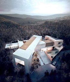 Casa AQUA by Creato Arquitectos  in San Antonio, Texas, USA @creatoarquitectos