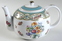 Sevres teapot -