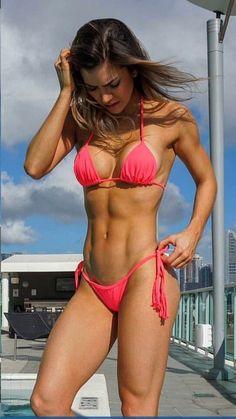 Hot Bikini, Bikini Girls, Bikini Set, Ripped Girls, John David, Bikini Pictures, Bikini Models, Cosplay, Bikini Babes