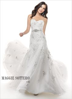 8623ec350aa38 DELORES by Maggie Sottero Wedding Dresses