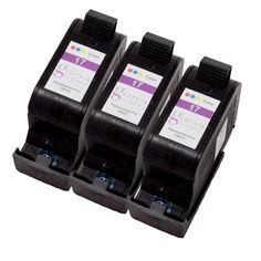 Refurbished Sophia Global Remanufactured Ink Cartridge Replacement for HP 17