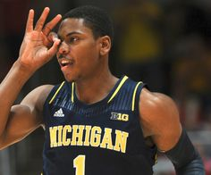 10. Glenn Robinson III - Michigan