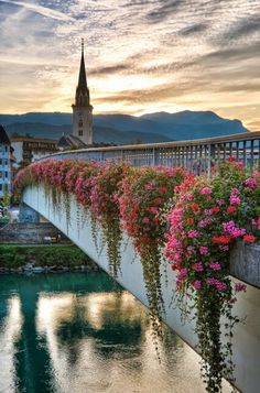 Villach, Walked over that bridge many many times