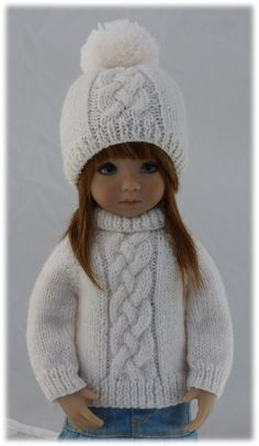 Knitting Dolls Clothes, Crochet Doll Clothes, Sewing Dolls, Knitted Dolls, Girl Dolls, Barbie Dolls, My Life Doll Clothes, American Doll Clothes, Doll Costume