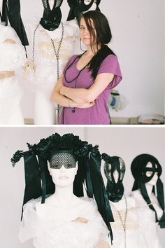 Henrieta Kurčíková by Tonbogirl New Fashion, Fashion Show, Graduation, Ruffle Blouse, Design, Women, Moving On, College Graduation