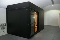 Our Music PODS offer turnkey solutions for the client. Built in under 2 days and ready to use immediately