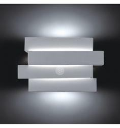 Applique murale LED ultra design London Blanc