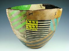 Barry Rhodes Pottery #accshow #handmade #pottery #clay