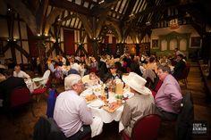 Fi & Andy's Merchants Adventurers Hall Wedding in York – 29th December 2012