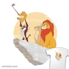 The Lion Selfie #disney #film #movie #rafiki #selfie #simba #thelionking #yortsiraulo