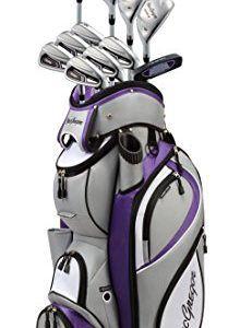 Macgregor Women's Tourney II 6-SW LRH Graphite Cart Bag Package Set…