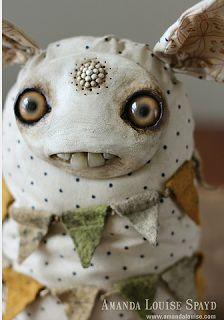 Dust Bunnies by Amanda Louise Spayd