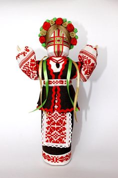 Ukraine Ethno Doll, Ukrainian Motanka Doll, Talisman for Women, Girls and Family, OOAK Doll, Unique Cloth Dolls, Christmas Present