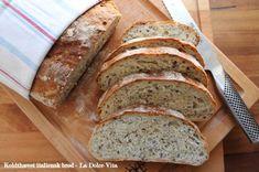 Koldhævet italiensk brød Banana Bread, Ene, Recipies, Brunch, Flutes, Pizza, Recipes, Flute