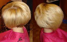 Fryzury krótkie z tyłu