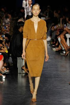 4 Amazing Spring/Summer 2015 Trends From New York Fashion Week