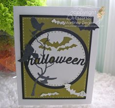 Stamping with Bibiana: NEW Memory Box dies for Halloween