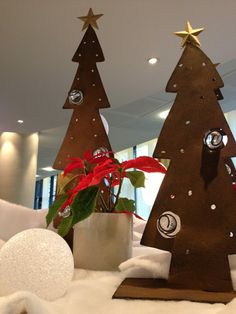 #Christmas decoration  at Park Inn by Radisson Cologne City West #hotel  http://www.parkinn.com/hotel-colognecitywest