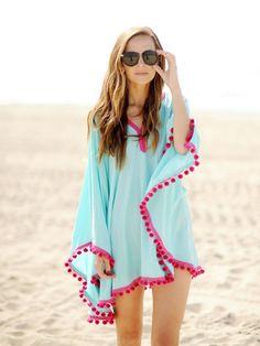 2016 Yaz Modası: Plaj Elbisesi | Modaviki.com
