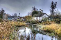 Finn Slough in Richmond, British Columbia