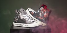 Converse All Star Joker and Harley Quinn