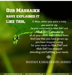SubhanAllah.  Mufti Kamaluddin Ahmed Stop Crying, Deen, Growing Up, Islam