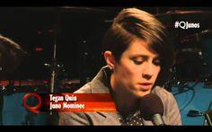 Tegan and Sara - Closer + interview - Q JUNOs with Jian Ghomeshi